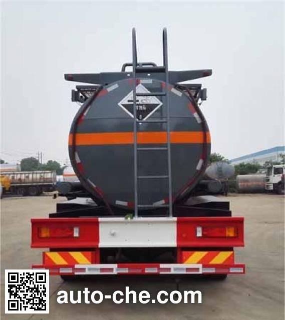Dali DLQ5310GFWE5 corrosive substance transport tank truck