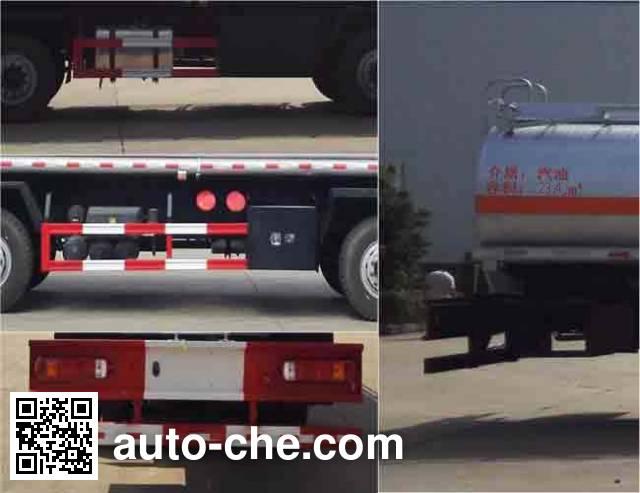 Dali DLQ5311GYYE5 oil tank truck