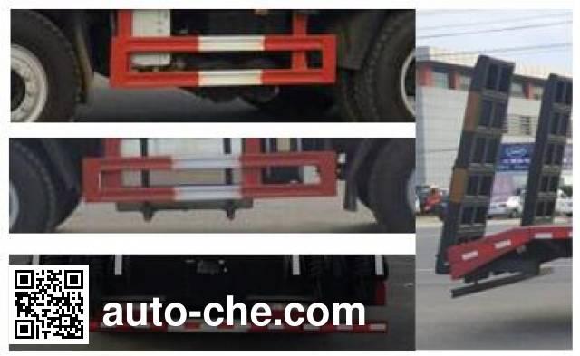 Dali DLQ5311TPBY5 flatbed truck