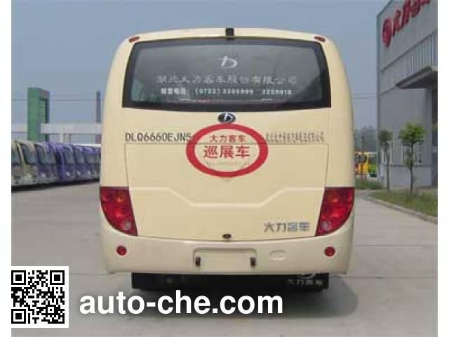 Dali DLQ6660EJN5 city bus