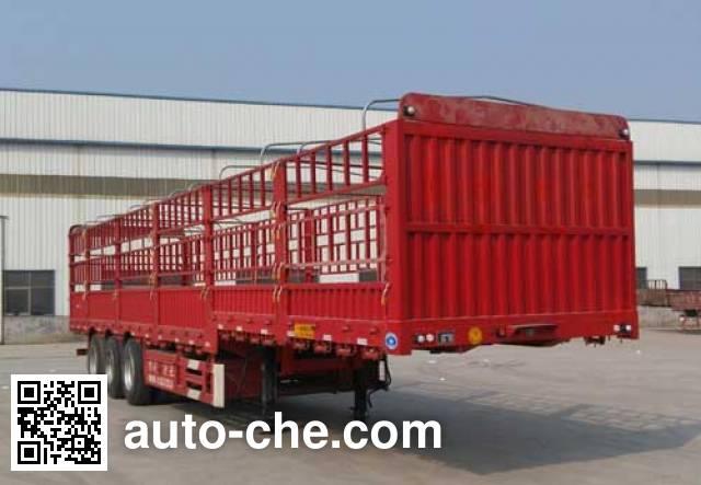 Xinkaida DLZ9400CCYE stake trailer