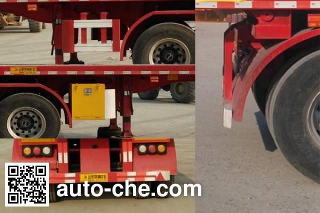 Xinkaida DLZ9400ZZXP flatbed dump trailer