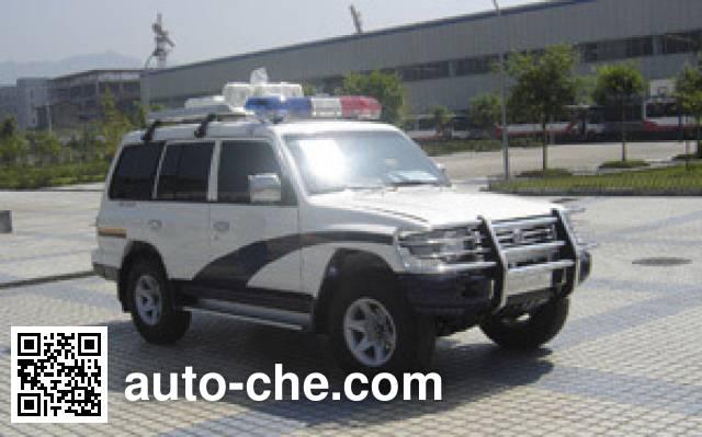 Dima DMT5025TKC investigation team car