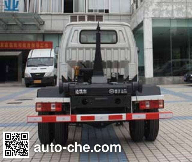 Dima DMT5030ZXXE4 detachable body garbage truck