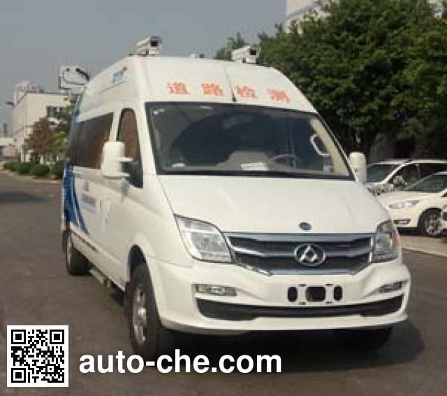 Dima DMT5033XJC inspection vehicle