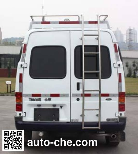 Dima DMT5033XKC investigation team car
