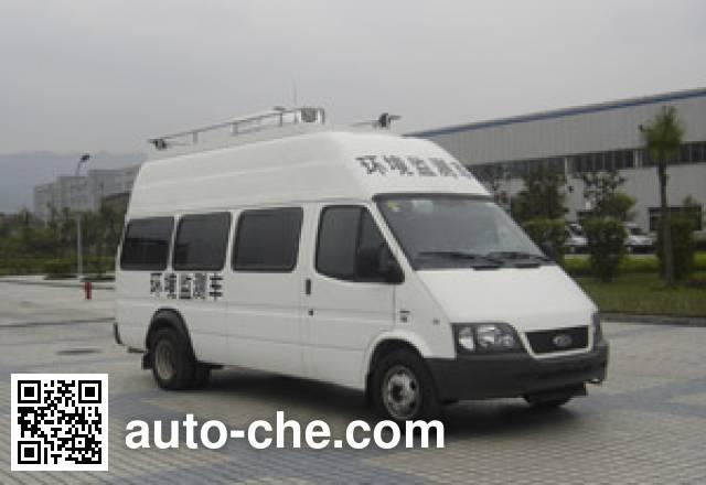 Dima DMT5040TJE environmental monitoring vehicle