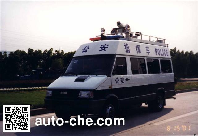 Dima DMT5040TZHTX communications command vehicle