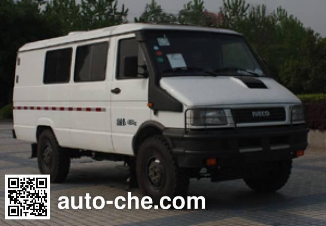 迪马牌DMT5040XJQ警犬运输车
