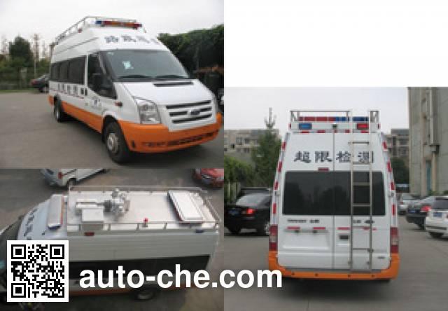 Dima DMT5041TJE environmental monitoring vehicle