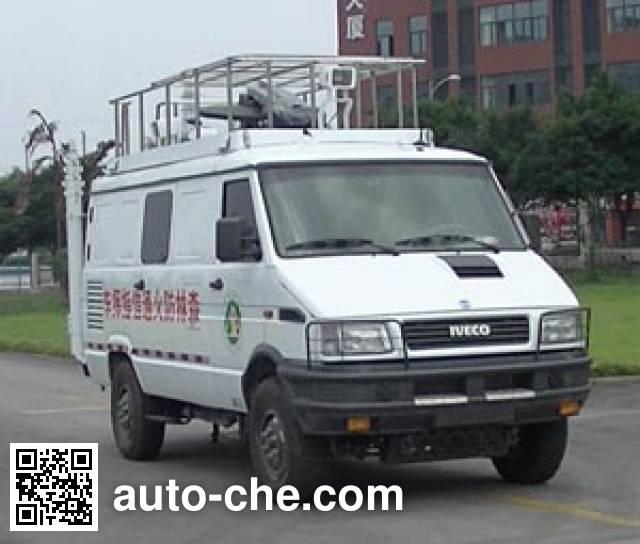 Dima DMT5045XZH command vehicle