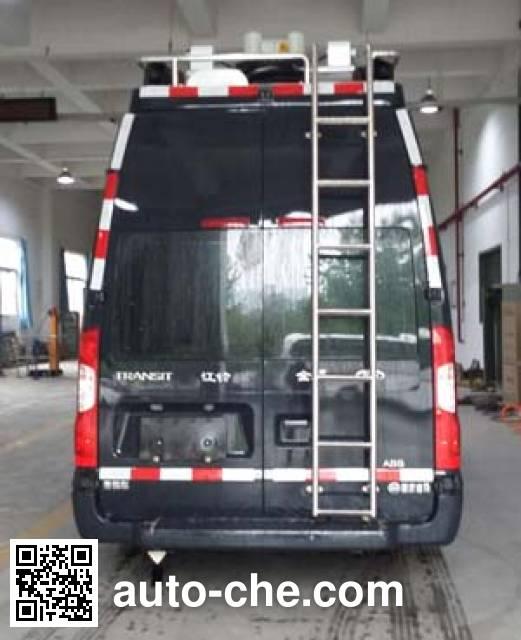 Dima DMT5046XZH command vehicle