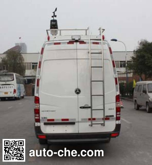 Dima DMT5050XJE monitoring vehicle