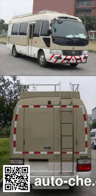 Dima DMT5051XJC inspection vehicle