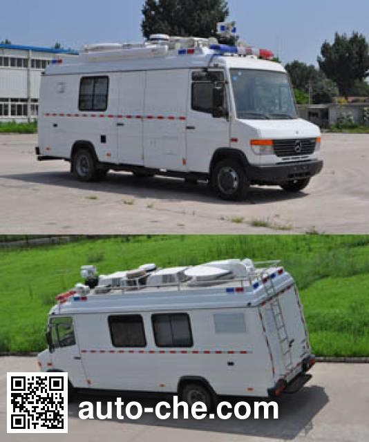 Dima DMT5070XZH communications command vehicle