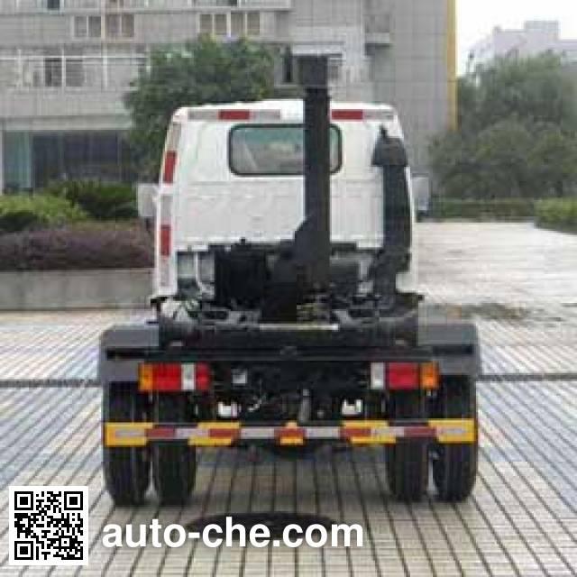 Dima DMT5071ZXXQLE4 detachable body garbage truck