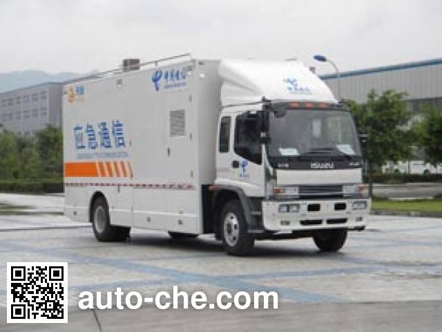 Dima DMT5122XTX emergency communication vehicle