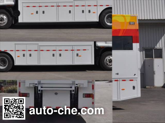 Dima DMT5160XGJ tool vehicle