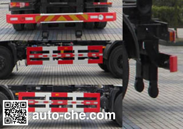 Dima DMT5161ZXX detachable body garbage truck