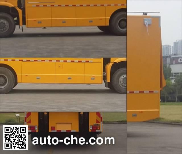 Dima DMT5163XGJ tool vehicle