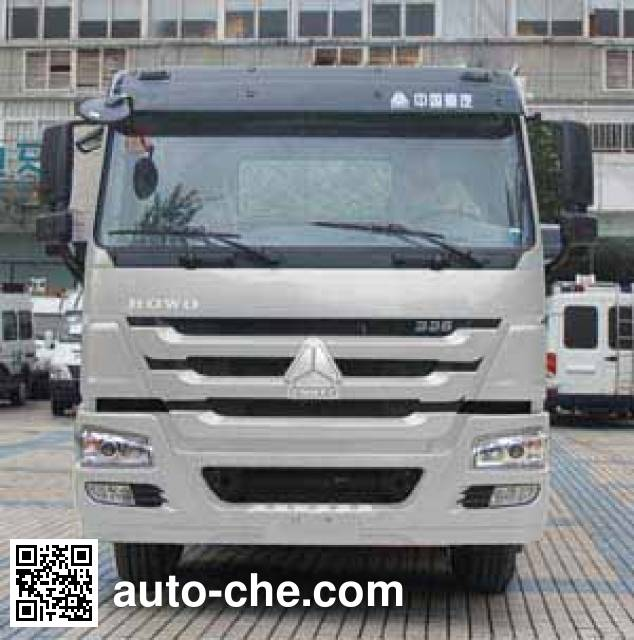 Dima DMT5166TCX snow remover truck