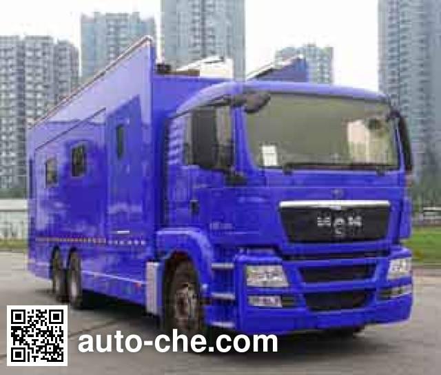 Dima DMT5221XZH command vehicle