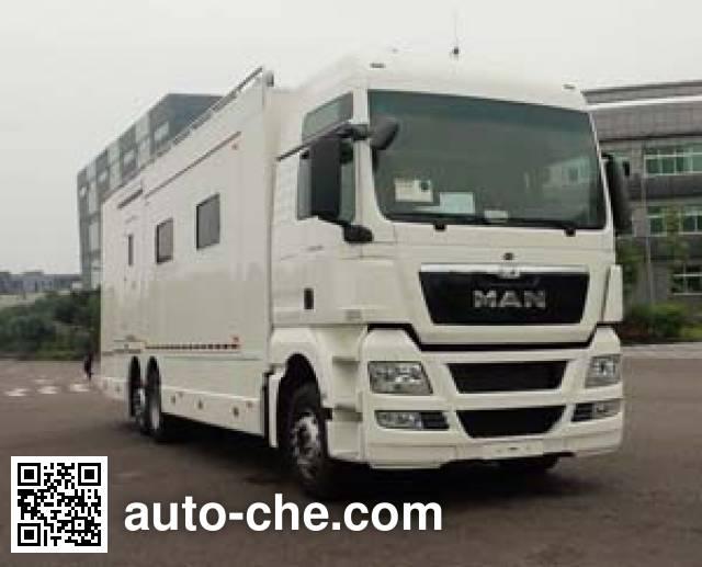 Dima DMT5232XZH command vehicle