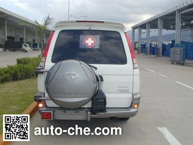 Dongnan DN5025XXJ3B blood plasma transport medical car