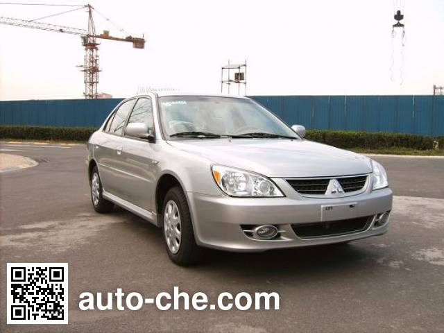 Mitsubishi DN7160HQN3 dual-fuel car