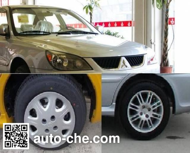 Mitsubishi DN7160MQN4B dual-fuel car