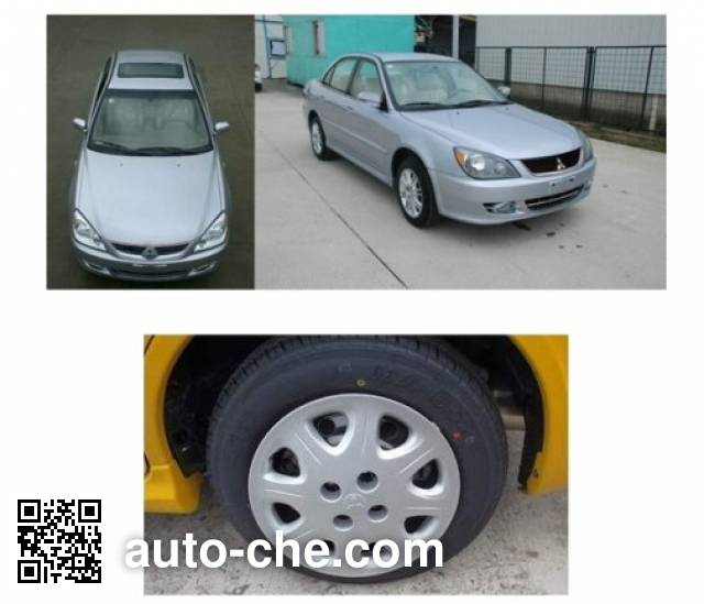 Mitsubishi DN7160P4B car