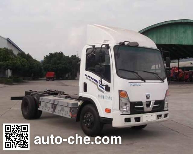 Jialong DNC1040BEVJ01 electric truck chassis