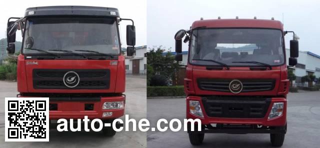 Jialong DNC3060G-40 dump truck