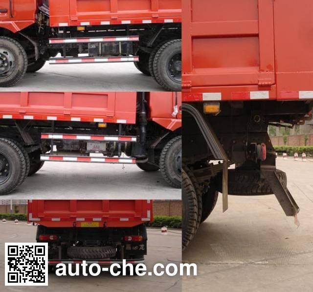 Jialong DNC3110G2-40 dump truck
