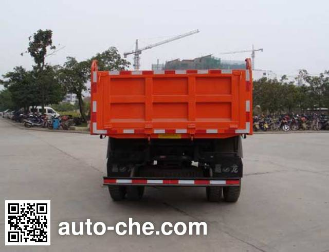 Jialong DNC3060F-40 dump truck