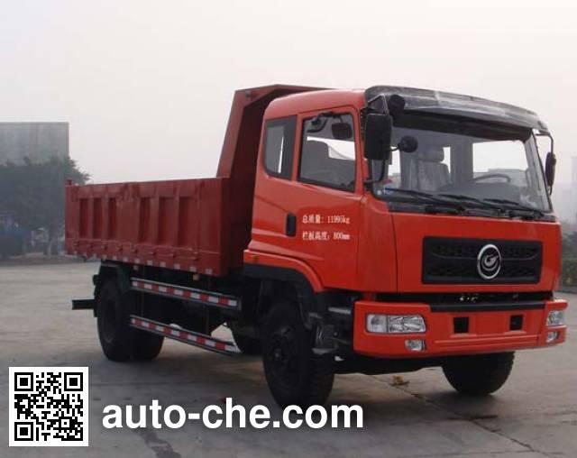 Jialong DNC3122G-40 dump truck