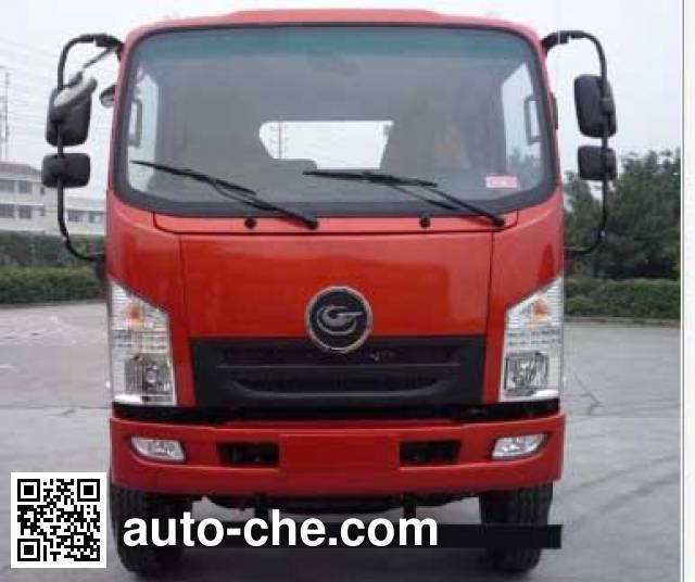 Jialong DNC3125G-40 dump truck