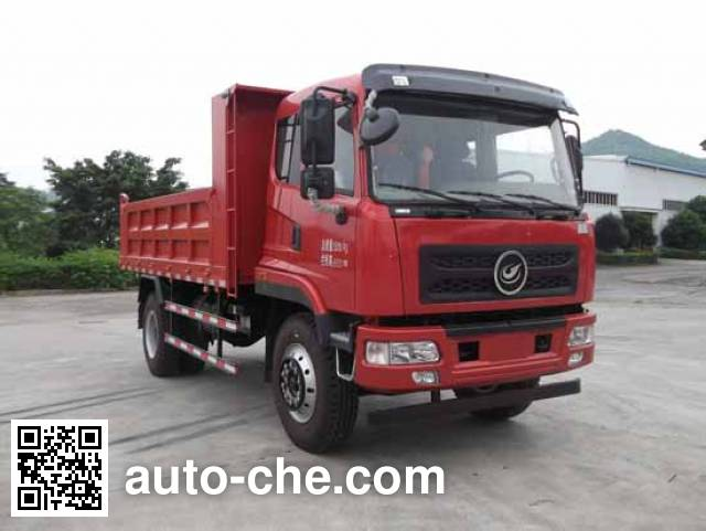 Jialong DNC3161G-40 dump truck