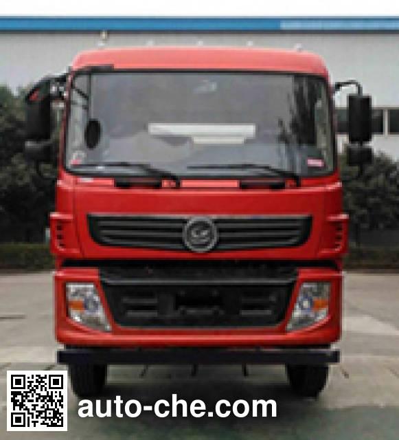 Jialong DNC3310G-40 dump truck