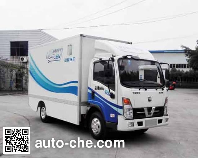Jialong DNC5070XXYBEV01 electric cargo van
