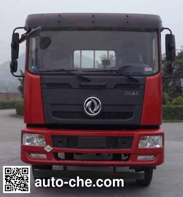 Jialong DNC5160XXYN1-50 box van truck