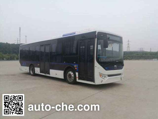 远程牌DNC6100BEVG纯电动城市客车