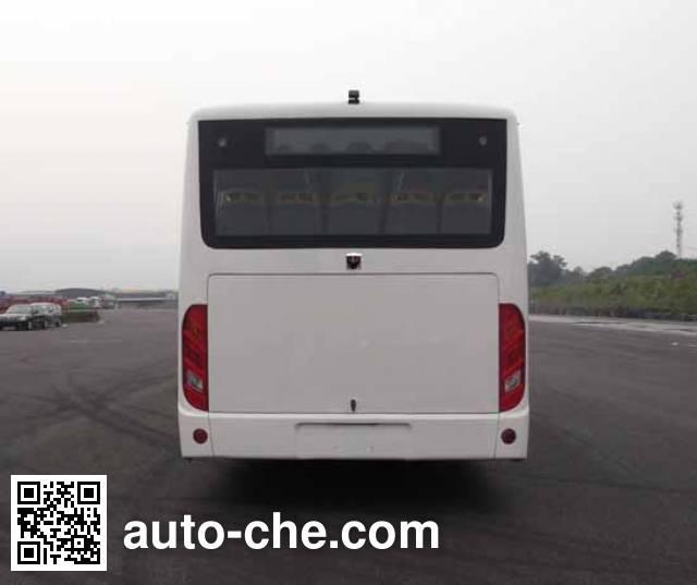 远程牌DNC6120BEVG纯电动城市客车