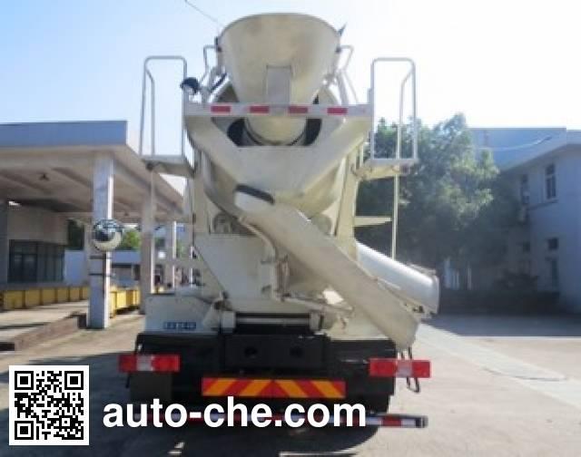 优迪卡牌DND5250GJBW8B32混凝土搅拌运输车