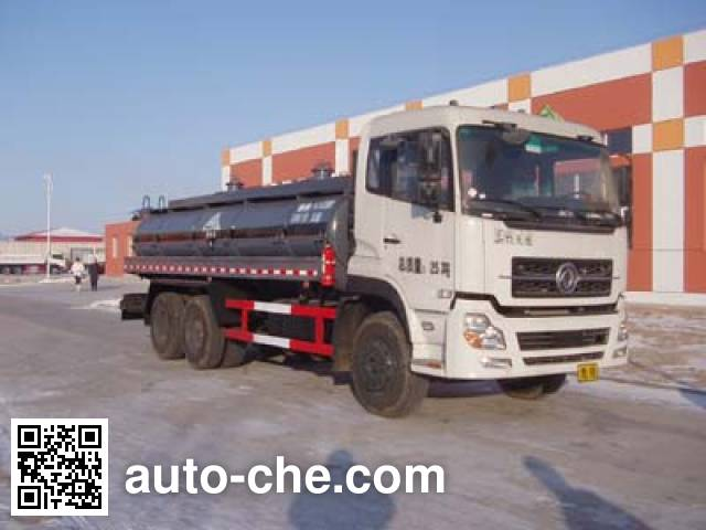 Yetuo DQG5251GHY chemical liquid tank truck