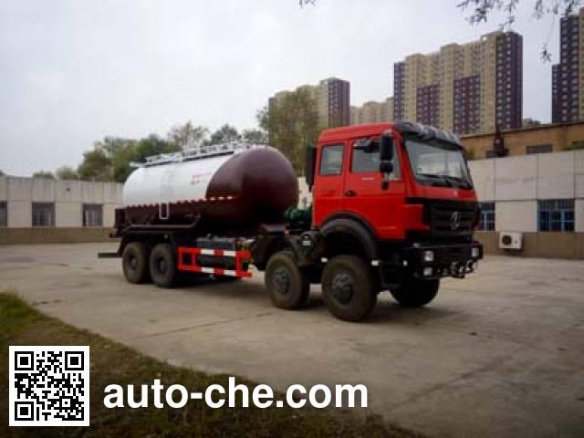 Jingtian DQJ5311GXH pneumatic discharging bulk cement truck