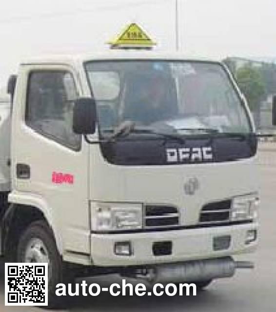 Teyun DTA5070GHY chemical liquid tank truck