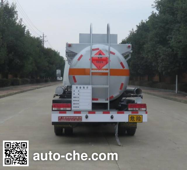 Teyun DTA5070GRYD5 flammable liquid tank truck