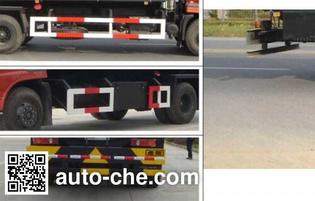 Teyun DTA5160GHYD chemical liquid tank truck