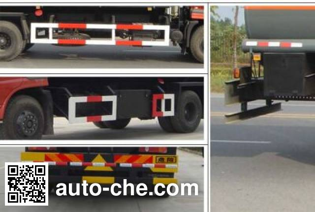 Teyun DTA5160GRYD5 flammable liquid tank truck